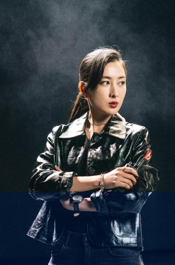 马苏亮相《演员请就位2》终极盛典 新作《舞台姐妹2020》化身飒爽导演
