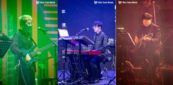 """南游记乐队""""孤独演说家""""新年演唱会圆满落幕"""