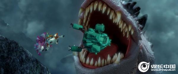 《潜艇总动员8》第一次在海报中暴露新角色