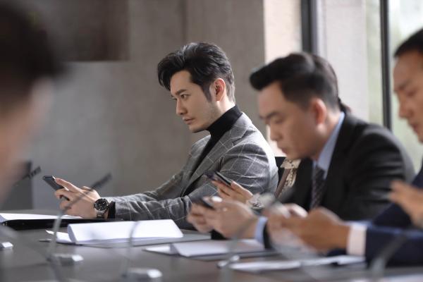 《紧急公关》1月16日开播 黄晓明变身危机公关专家