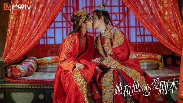 《她和他的恋爱剧本》会员甜蜜收官 完颜洛绒求婚庄达菲