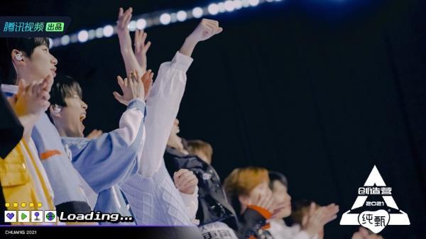 《创造营2021》首录解锁炫酷舞台学员开启国际青年文化交流