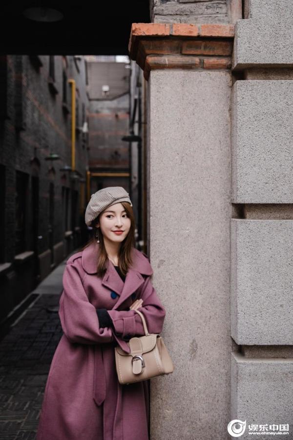 刘雪婧每日私人服务大片开启了一种新的冬季时尚