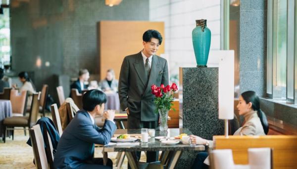 孙艺洲《大江大河2》化身情感导师,助力杨巡提升自身魅力