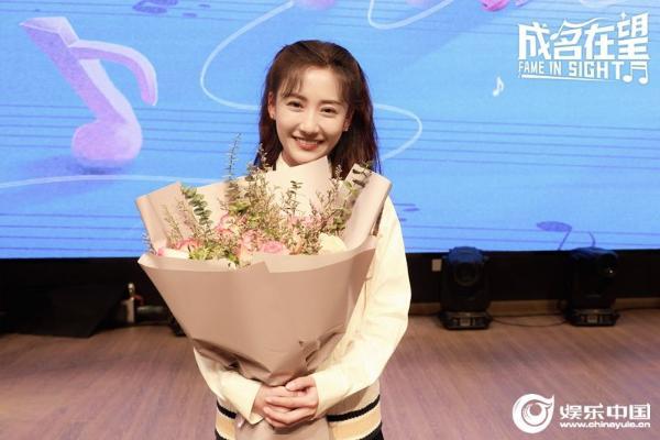 中国第一部青春歌舞网剧《成名在望》成功上演了一个充满青春气息的寻梦故事