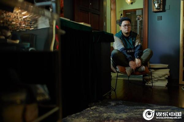 孔连顺首次出演都市情感剧 演技自然流畅让人眼前一亮
