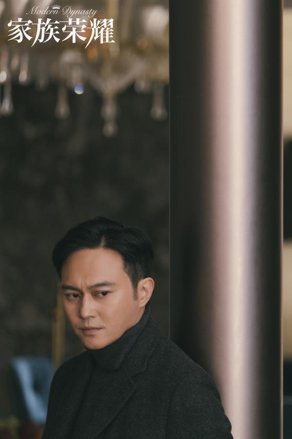 港剧《家族荣耀》第一次曝光全阵容剧照强阵容优秀团队领先预期
