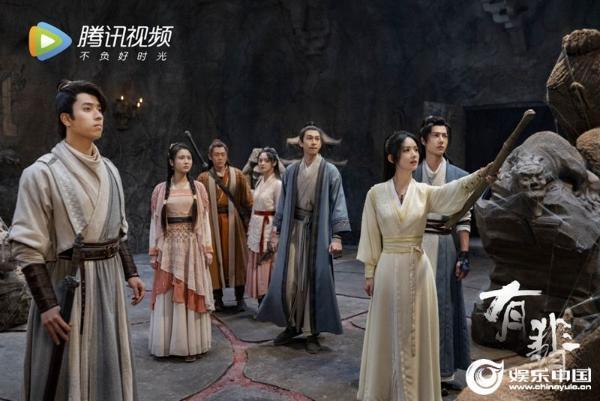 今晚电视剧《有翡》 血战将在赵结束 战斗即将上演