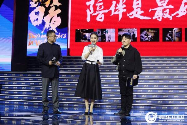 百位影人携手《武汉日夜》特别节目 电影频道今晚首播