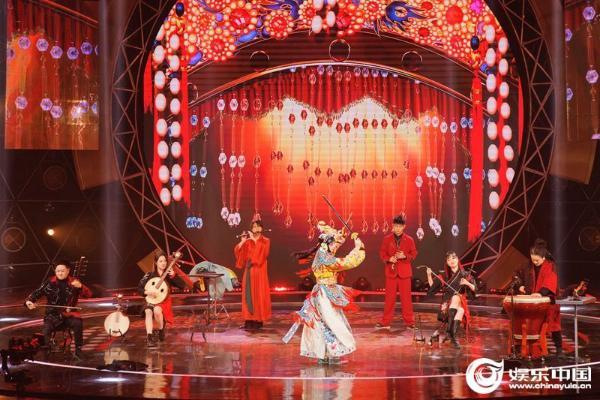 《国乐大典》第三节巅峰之夜掀起跨境新国潮李翔和胡文阁加盟演出