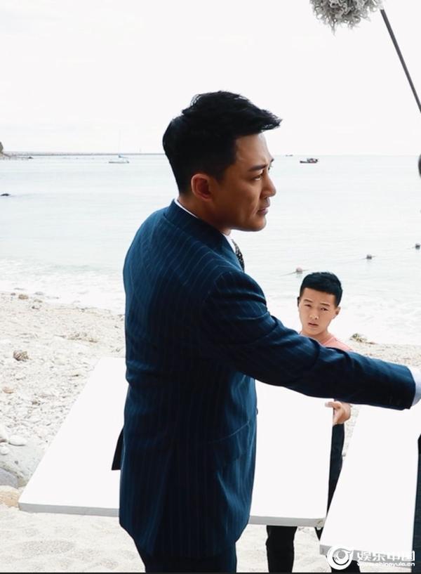 《星辰大海》曝光路透社视频刘道林健在同一帧中演技获得赞