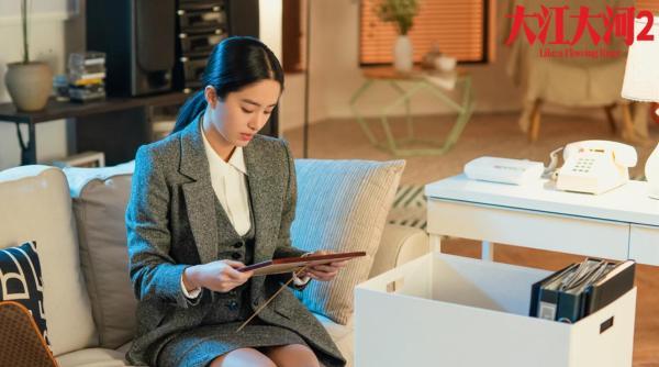 《大江大河2》梁思申惊艳出场上热搜 杨采钰原声英文大获好评