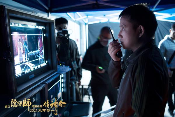 《侍神令》挑战最难的视觉效果 给神以生命力 这部电影是根据游戏《阴阳师》改编的