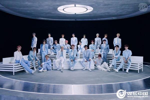 "NCT常规系列2连续9周闯入美国""公告牌200强""榜单"
