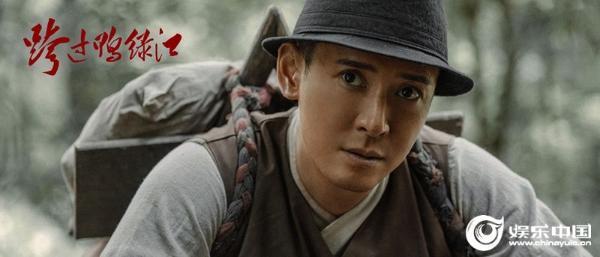 韩栋《跨过鸭绿江》正在热播 细节诠释小人物的家国大爱