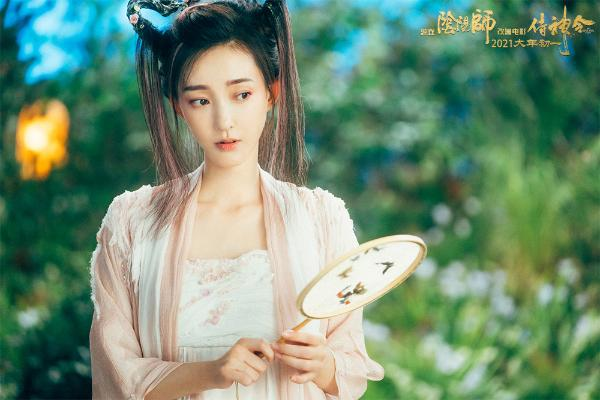 克劳迪娅·沈约·慈济·王曰义·思梅农历新年《侍神令》改编自游戏《阴阳师》