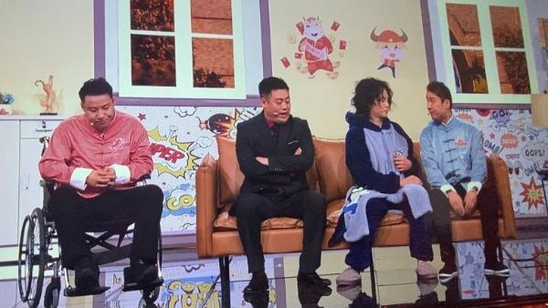尹正宅男形象惹人爱,高亚麟王成思北京台春晚首次同台