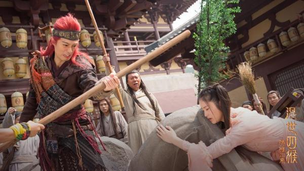 《混世四猴:神猴归来》定档2月6日 灵明石猴化身金刚激战三眼神将