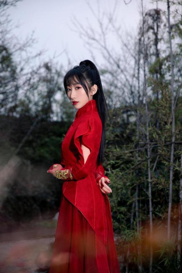 国风歌手等什么君霍尊江苏卫视春晚同台仙乐飘飘
