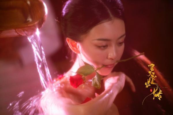 《十月蛇胎》改编电影《长白灵蛇传》定档2月28日 千年蛇仙携手女娲后人甜蜜修仙