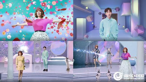 汪苏泷&兰卡(Lenka)合作甜蜜单曲 《Season for love》正式发行
