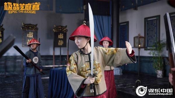 """《极品芝麻官》爆笑贺岁中 """"护姐狂魔""""蔡祥宇误打误撞成王妃"""