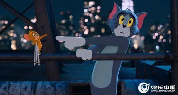 《猫和老鼠》大电影今公映 汤姆杰瑞闹元宵包你笑到变形
