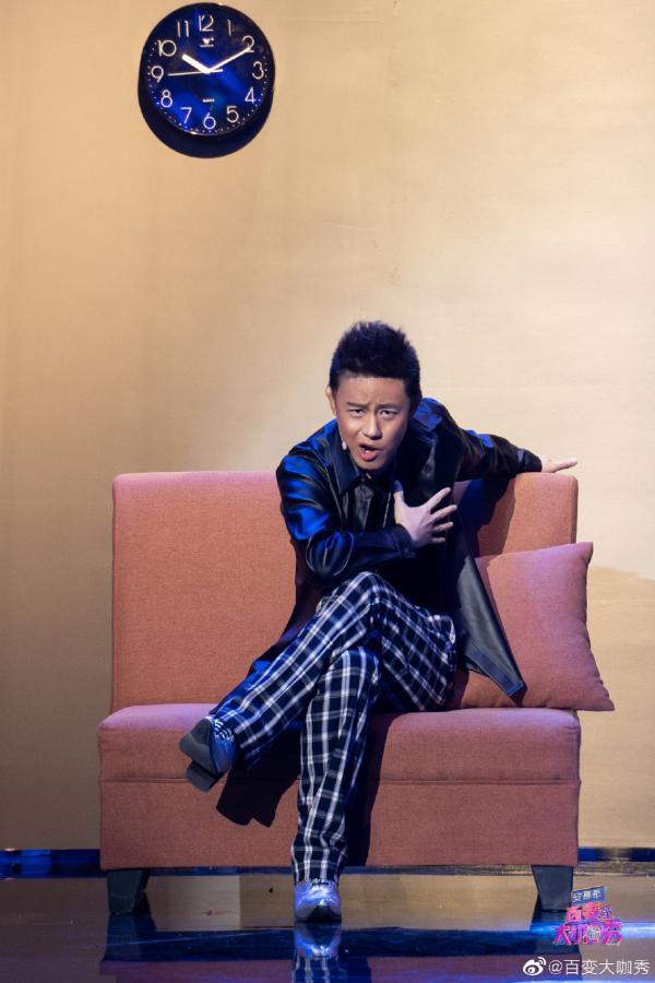 不设舞台边界 解构经典场面 《百变大咖秀》收视四网第一