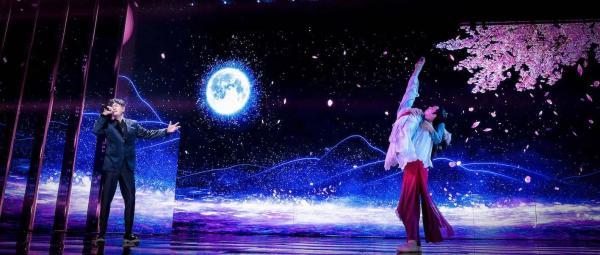 王铮亮献唱《国家宝藏》第三季盛典 新曲《怀归》感人至深
