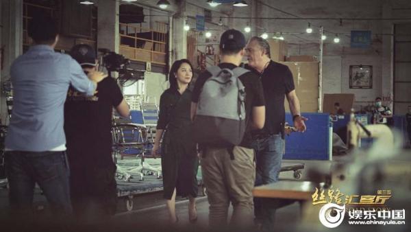 《丝路汇客厅》第三季——聚焦外国人在中国做梦