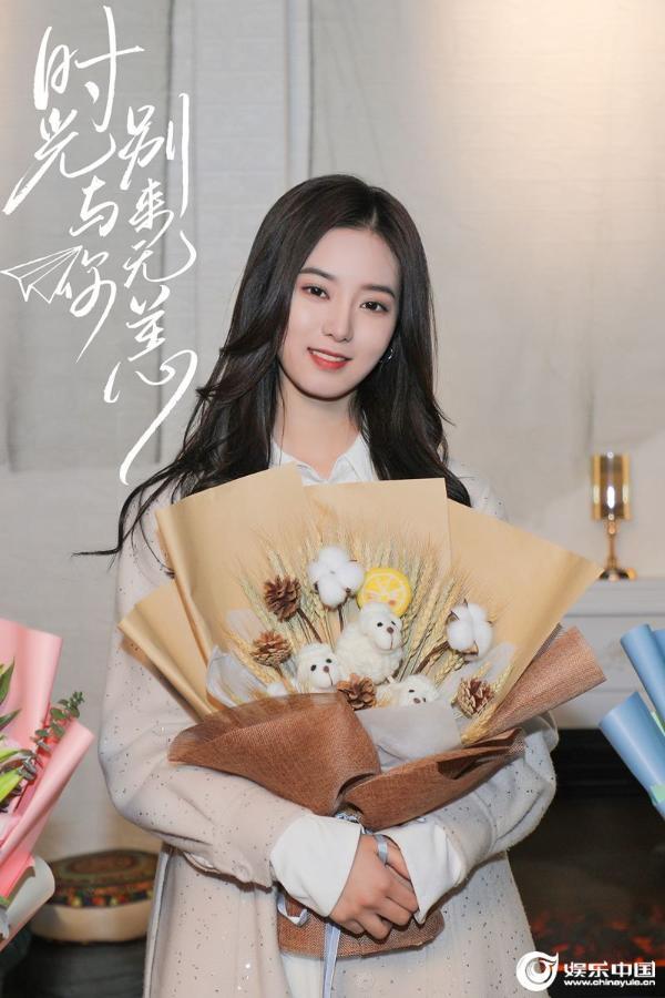 《时光与你别来无恙》发布杀青特辑 陈宥维徐艺洋彼此治愈勇敢追梦