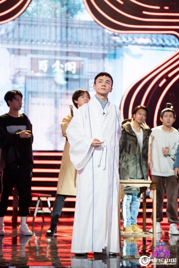 沈梦辰张海宇搭档爆笑互怼 今晚十点《百变大咖秀》欢乐上新