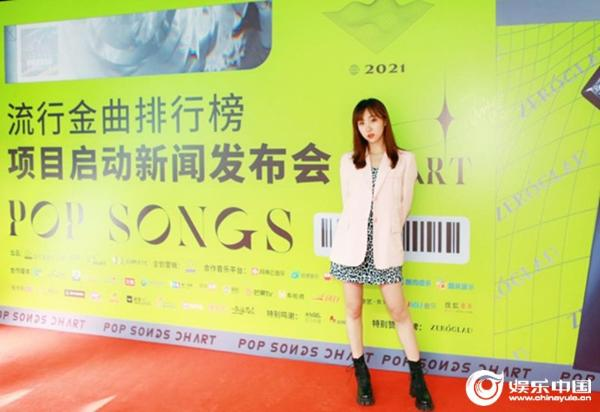 Ricky王瑞淇担任流金榜品牌宣推官助力流行金曲排行榜嘉年华