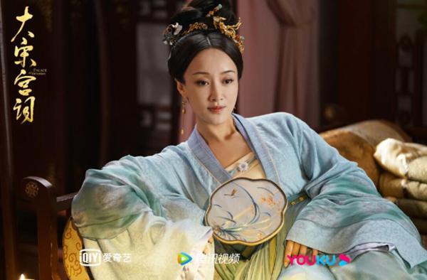 《大宋宫词》 《清平乐》梦幻组合孝仁宗赵薇由演员刘若谷扮演