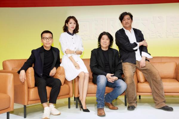 孟京辉章子怡陈明昊领衔 超强阵容加盟阿那亚戏剧节