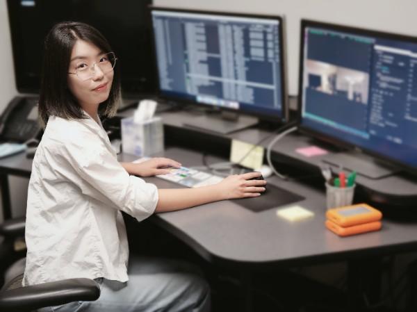 剪辑师杨小丹:走近电影背后的故事