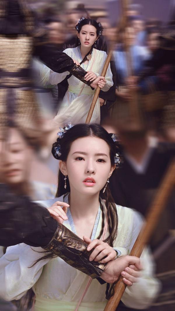 《玲珑》篱砂角色灵动 新人演员陈语安细腻演技获赞