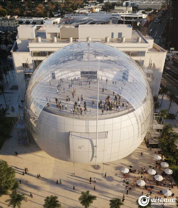 奥斯卡电影博物馆将于9月30日向公众开放