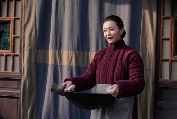 武笑羽《觉醒年代》演绎胡适夫人江冬秀 北京卫视二轮播出