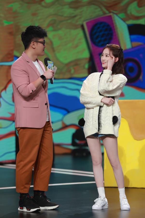 《跳舞吧!少年》李子璇舞蹈模仿猫和老鼠 和顶级舞者帮忙