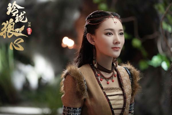 《玲珑狼心》张佳琳饰最美狼族首领,打戏追求完美不怕苦