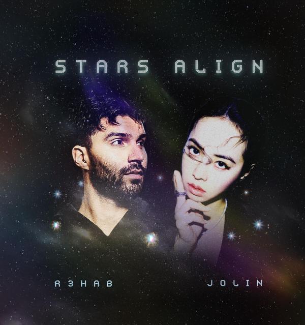 亚洲流行天后裘琳·蔡依林首次与世界百强DJ R3HAB合作推出新单曲《Stars Align》