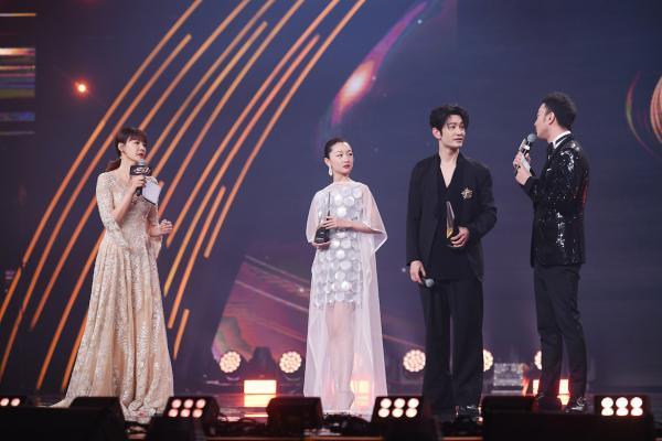 东方卫视高清版微博之夜 致敬不凡的中国人