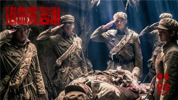 郝汉向航天人致敬,浴血无名川在航天城举行首映,向一线官兵及家属致敬