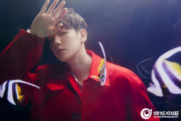 EXO成员BAEKHYUN将于3月30日下午4点进行新迷你专辑《Bambi》发行纪念直播