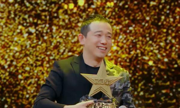 潘斌龙《我就是演员》高票当选总冠军 发文感谢每一位支持者