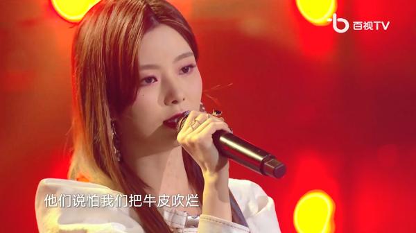 陈卓轩被一个傻子嘲讽 大方回应 《金曲青春》声乐专场带来了动人的声音