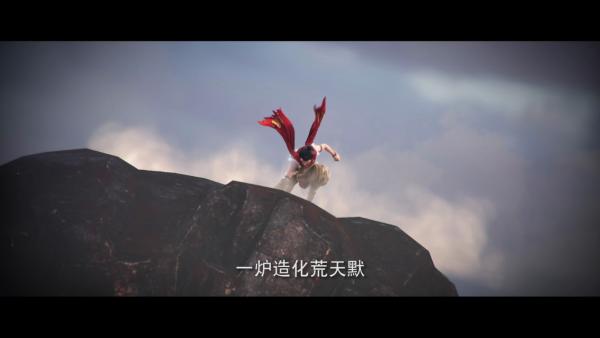 《完美世界》动画4月23日开播,华语实力歌手信献唱主题曲《风骨》