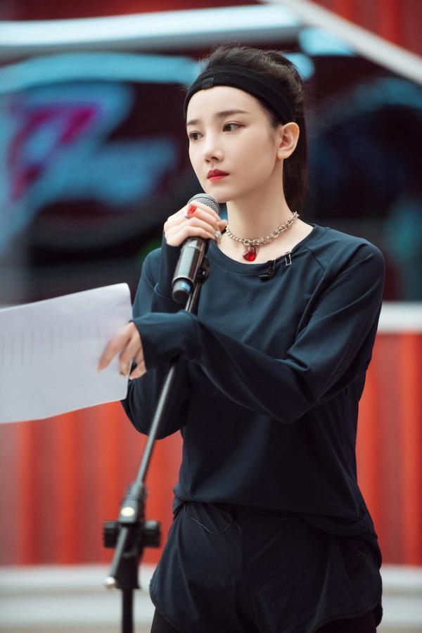 陈晓宇《乘风破浪的姐姐》表达真实想法第二季 五个公众舞蹈勇敢的踩着波浪