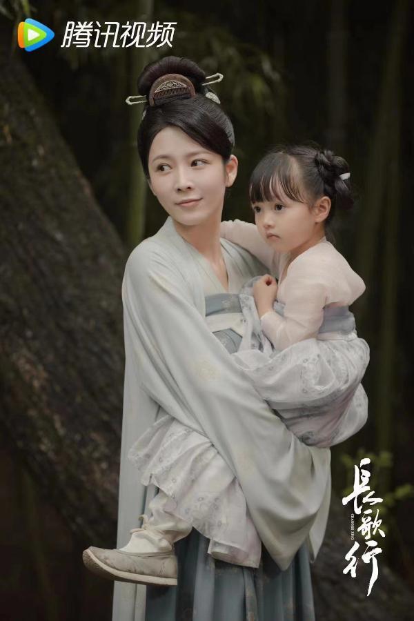 《长歌行》公孙夫人为爱殉情 演员王璟彦细腻演绎惹人泪目
